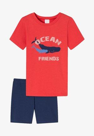 Pyjama - rot