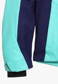 Kjus - GIRLS FORMULA JACKET - Ski jacket - myst sea/into blue - 3