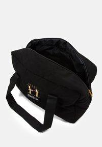 Reebok Classic - HOTEL GRIP UNISEX - Sports bag - black - 2