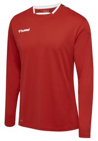 Hummel - HMLAUTHENTIC - Sports shirt -  red - 2