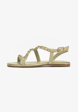 Sandals - olive