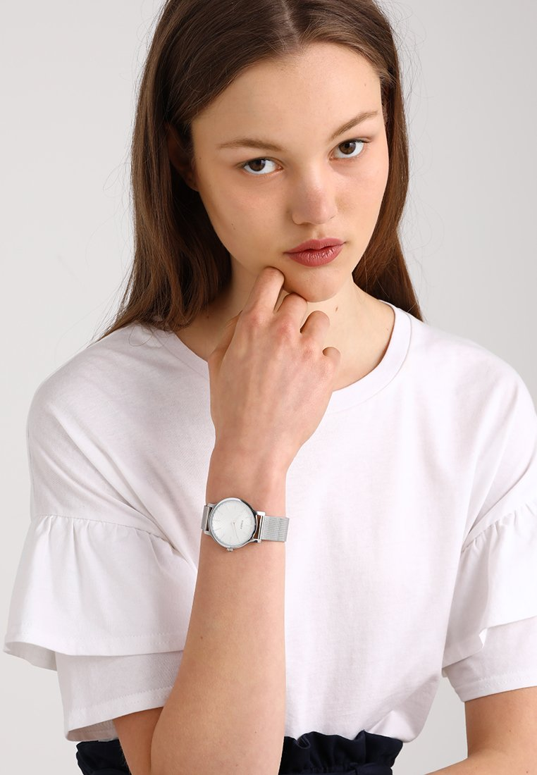 Timex - SKYLINE - Montre - silver-coloured