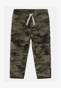 GAP - Pantaloni - black moss - 0
