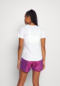 adidas Performance - RUN IT TEE - Basic T-shirt - white - 2
