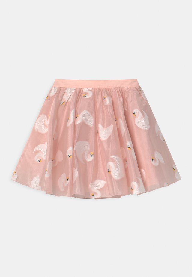 A-line skirt - pinkpale