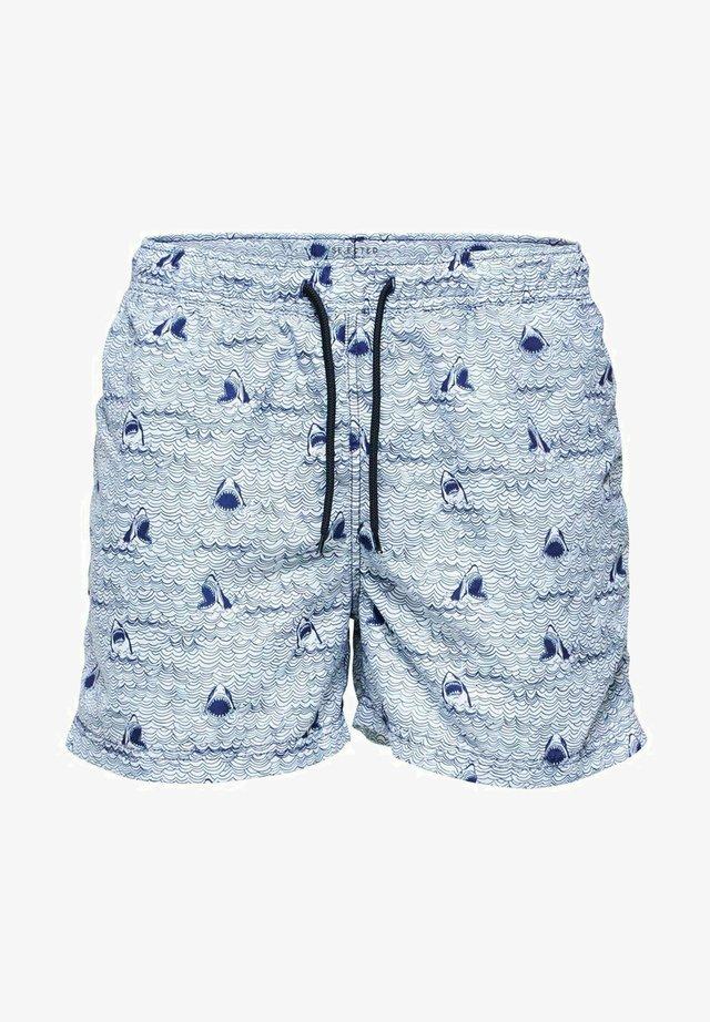 Shorts da mare - dark sapphire