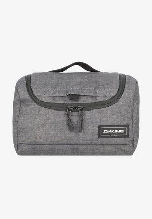 REVIVAL - Wash bag - carbon