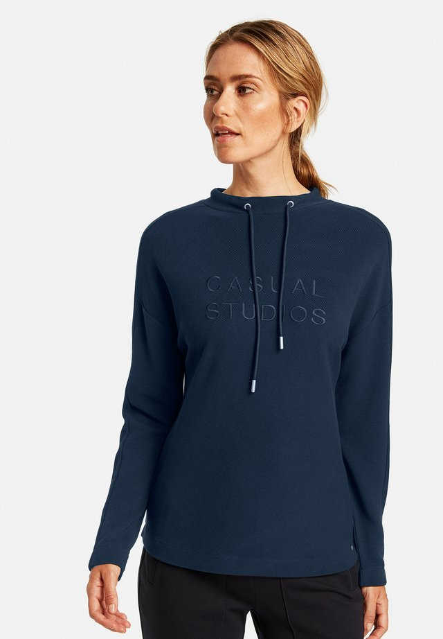 SPORTIVES  - Sweatshirt - dark navy