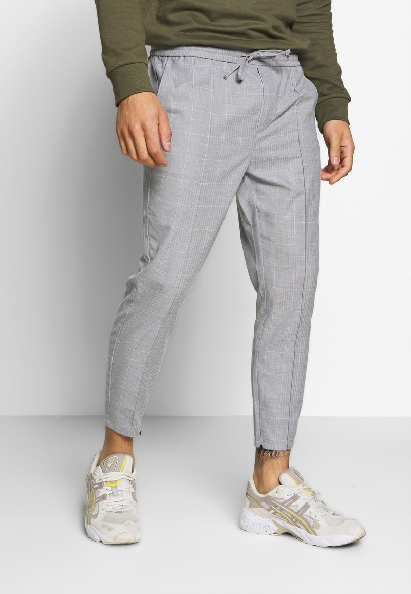 Kings Will Dream - BOLO SMART JOGGERS  - Kangashousut - grey