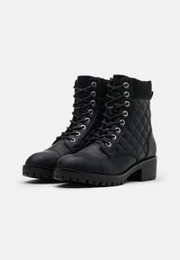 Anna Field - Lace-up ankle boots - black - 2