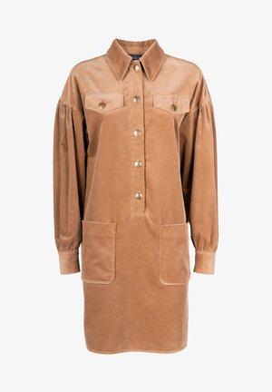 GRADUALE - Shirt dress - beige
