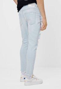 Bershka - Jeans Skinny - light blue - 2