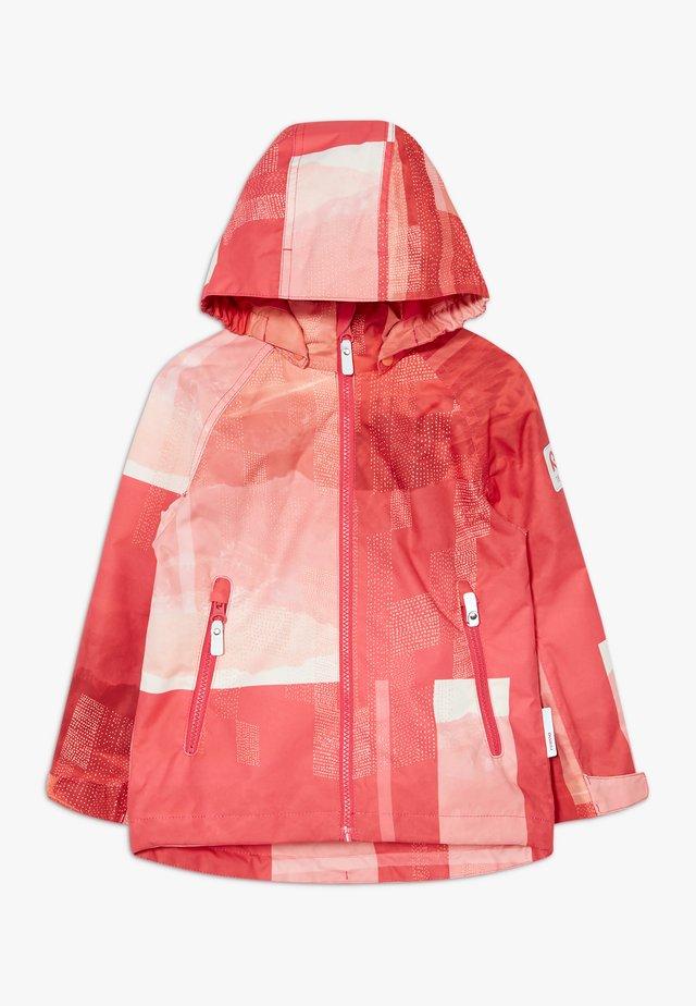 REIMATEC SCHIFF - Hardshelljacka - candy pink
