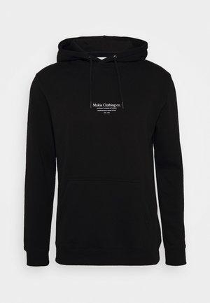 CAUGHT HOODED  - Hættetrøjer - black