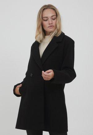 IHJANNET JA - Classic coat - black