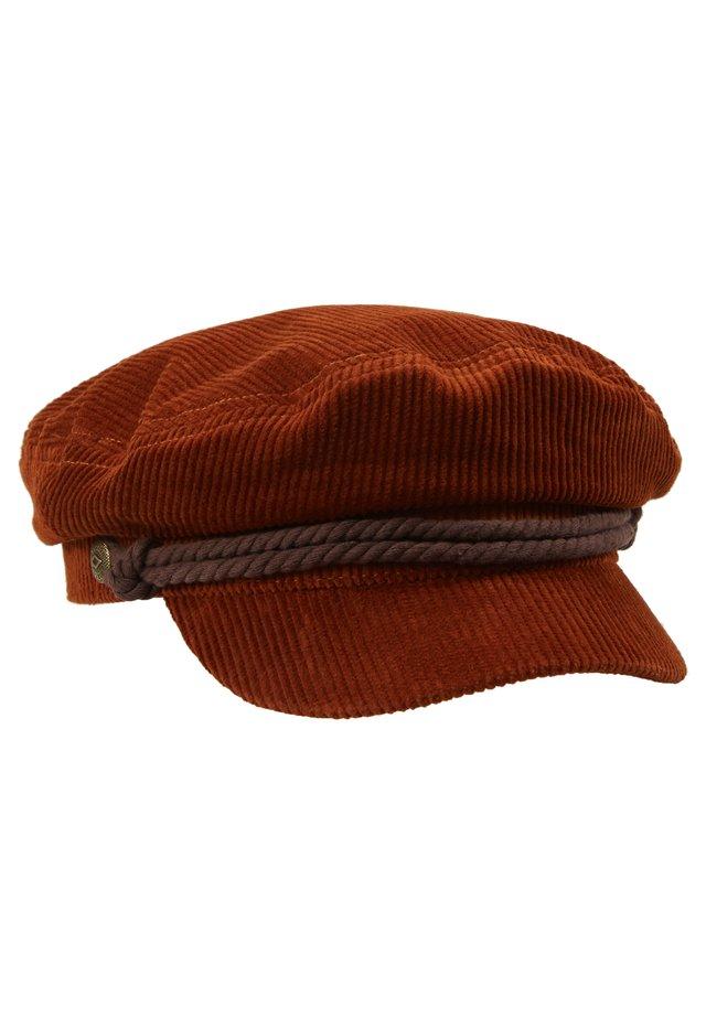 FIDDLER CAP - Muts - rust