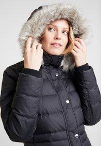 Tommy Hilfiger - NEW TYRA COAT - Down coat - black - 6