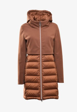 Down coat - 0190 camel
