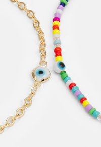 ALDO - FAUWEN 3 PACK - Bracelet - bright multi/gold-coloured - 2