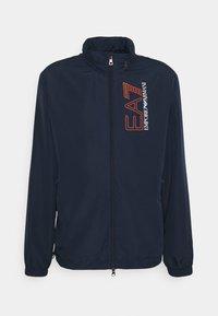 EA7 Emporio Armani - Summer jacket - dark blue/orange - 0