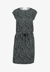 Cartoon - Jersey dress - grün/schwarz - 2