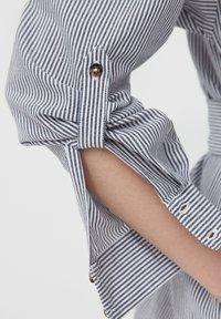 Finn Flare - Shirt dress - white - 5