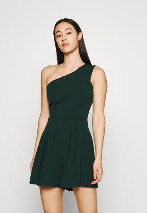 BELLITA ONE SHOULDER PLAYSUIT - Jumpsuit - forest green