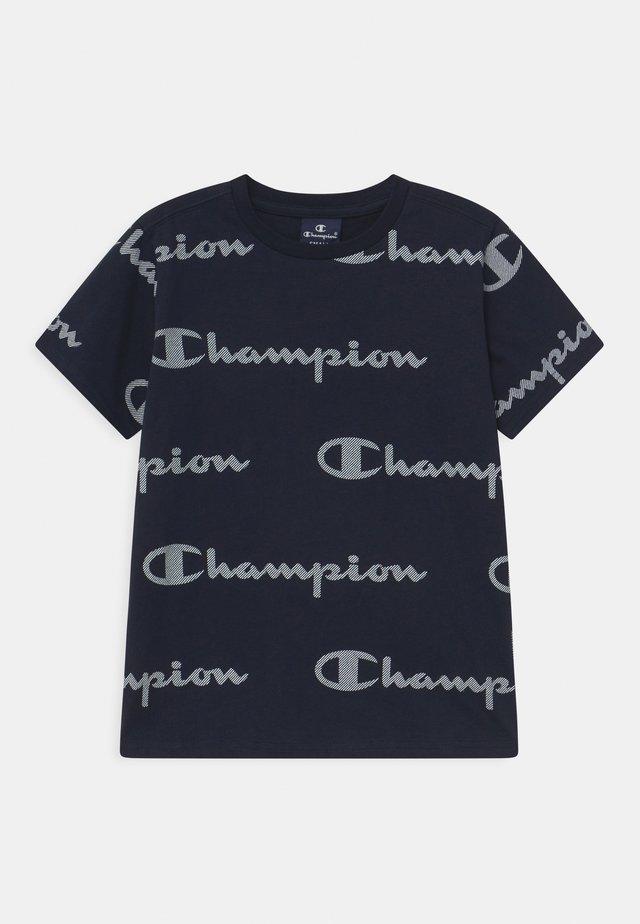 LEGACY AMERICAN CLASSICS CREWNECK UNISEX - T-Shirt print - dark blue