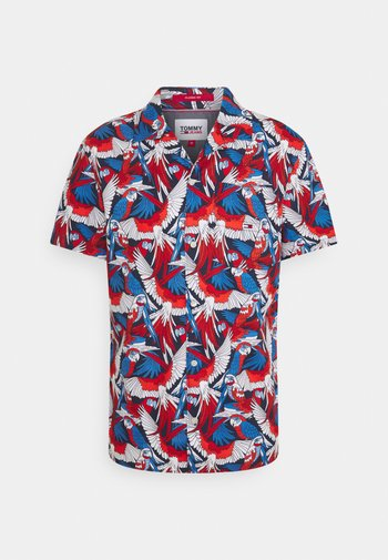 CLASSIC CAMP  - Shirt - multi-coloured/blue/red