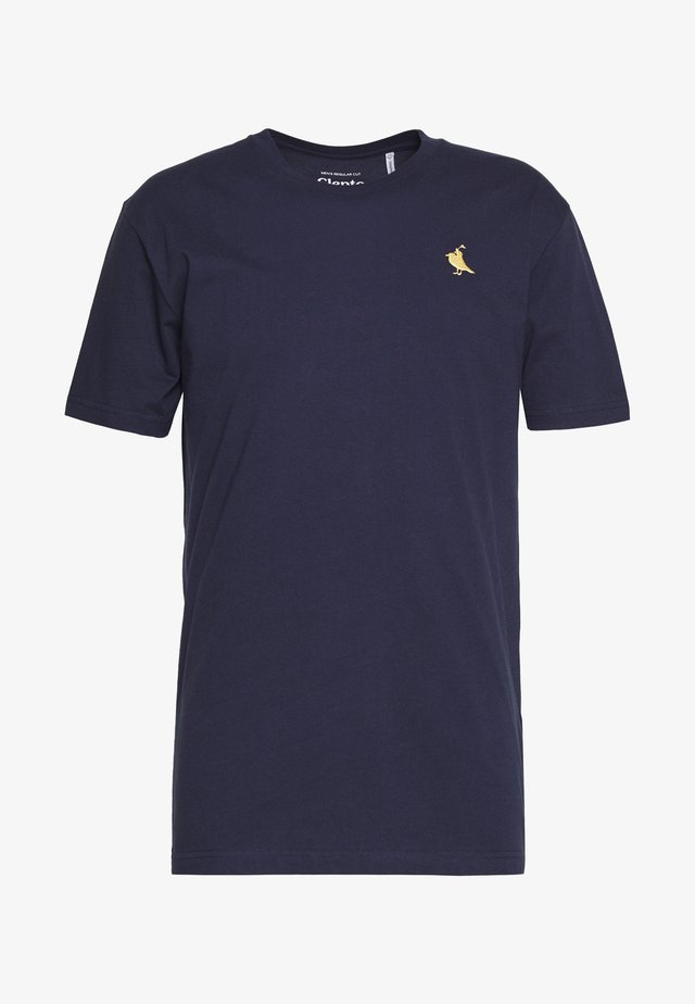 GULL RIDER - T-shirt basic - dark navy