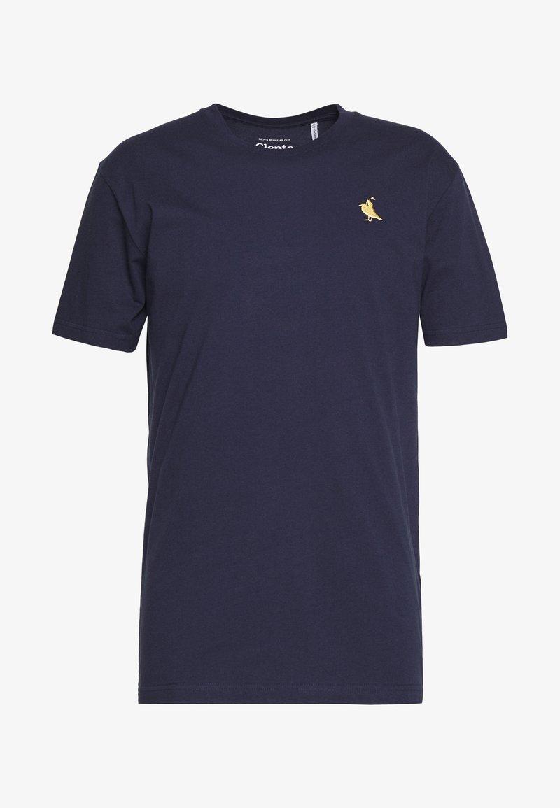 Cleptomanicx - GULL RIDER - T-shirt basic - dark navy