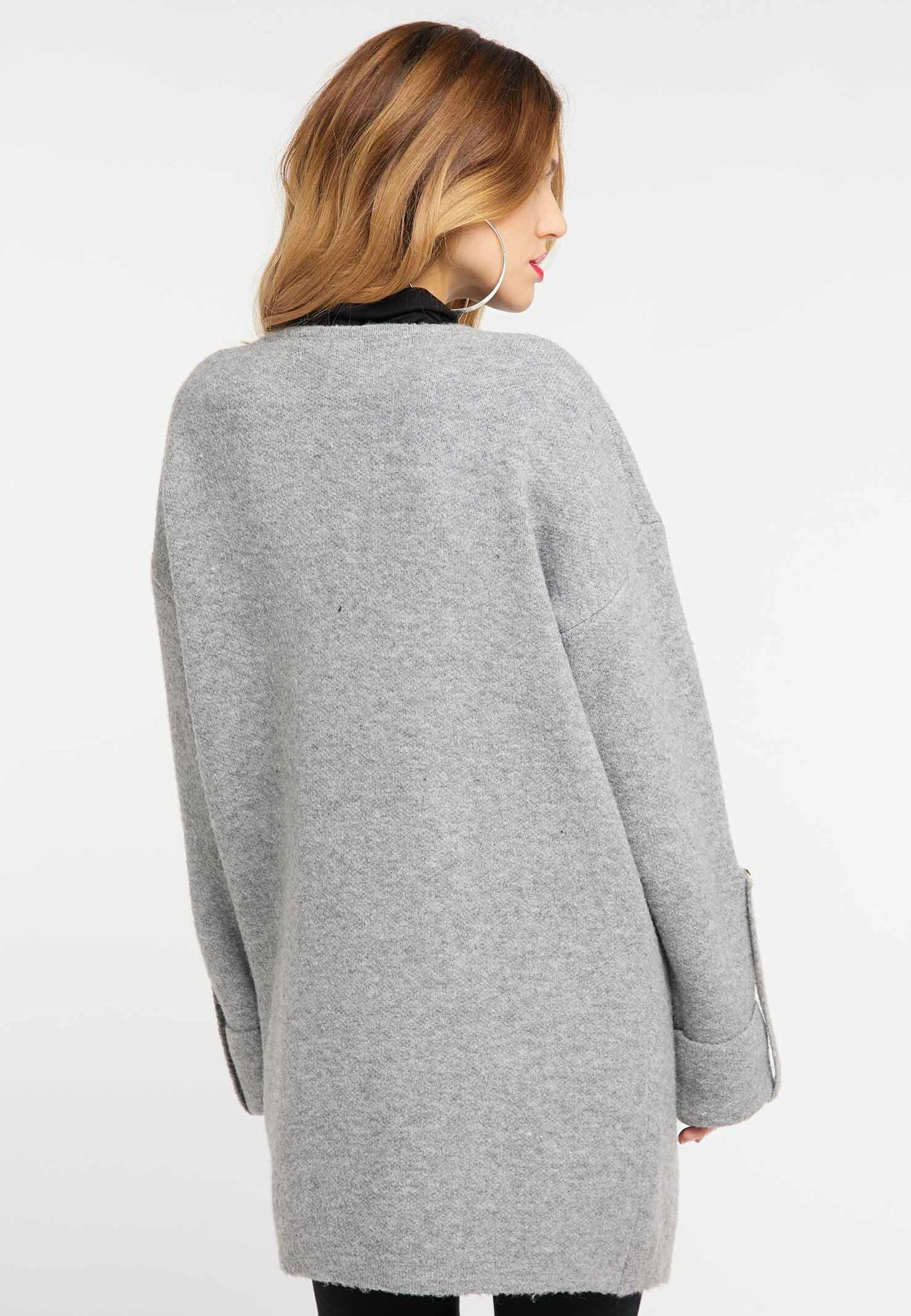 Aaa Quality Cool Women's Clothing faina Cardigan grey oShCVUjdj AToBXrVSU