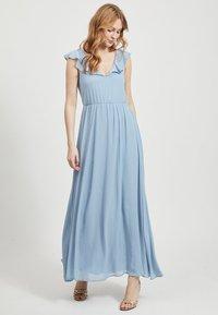 Vila - VIRANNSIL  - Vestito lungo - ashley blue - 1