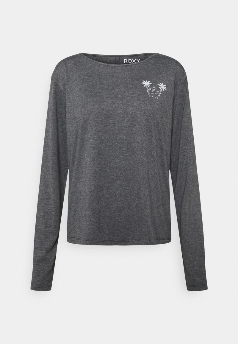 Roxy - MAGICAL - Long sleeved top - anthracite