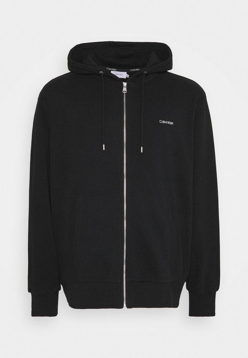 Calvin Klein - Zip-up hoodie - black