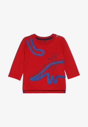 BABY DINOSAUR TEE  - Long sleeved top - red