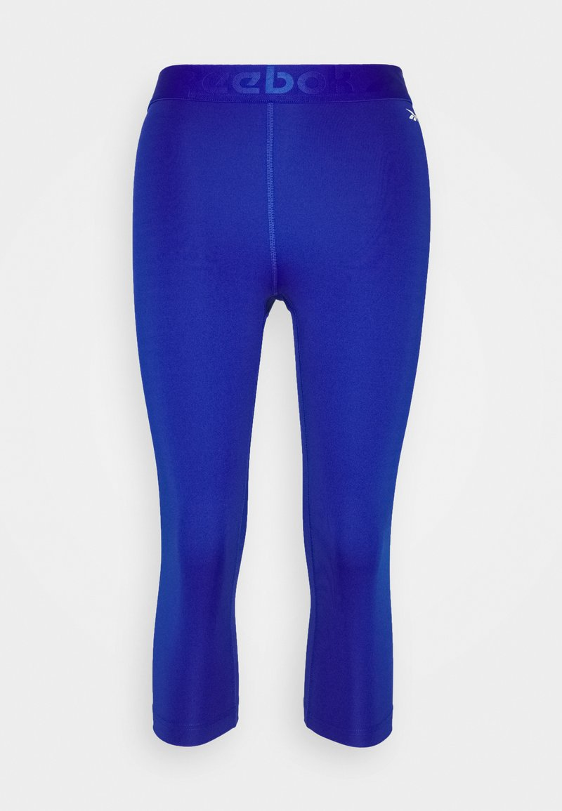 Reebok - CAPRI - 3/4 sports trousers - cobalt