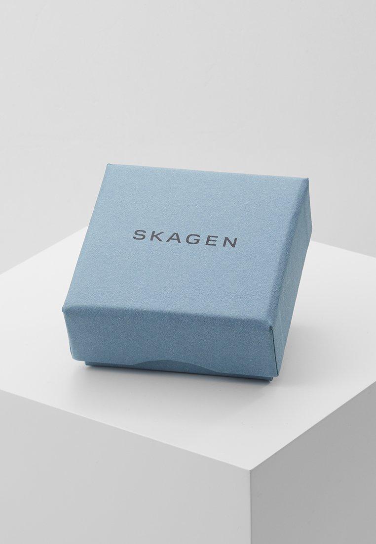 Skagen MERETE - Øredobber - roségold-coloured/roségull-farget aLNdRaVA2p1cHqW