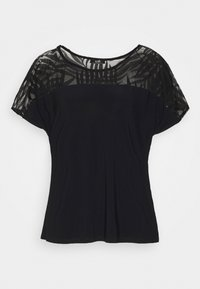 Wallis - PALM DEVOURE TOP - T-shirt print - black - 3