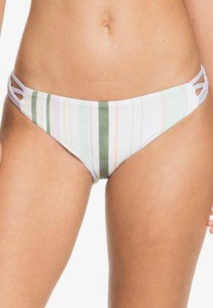 SEA & WAVES REVO  - Bikini bottoms - bright white kamuela stripe s