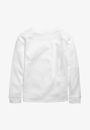 WHITE/GREY 2 PACK LONG SLEEVED THERMAL TOPS (2-16YRS) - Top s dlouhým rukávem - grey