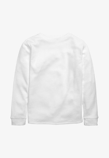 WHITE/GREY 2 PACK LONG SLEEVED THERMAL TOPS (2-16YRS)