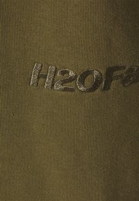 H2O Fagerholt - DOCTOR PANTS - Tracksuit bottoms - army - 2