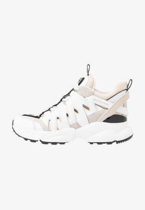 Sneakersy niskie - ecru/multicolor