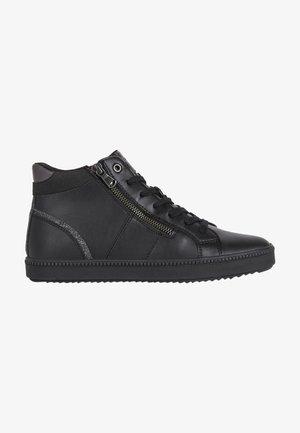 D BLOMIEE - Höga sneakers - black
