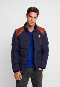 Chevignon - TOG'S - Down jacket - navy - 0