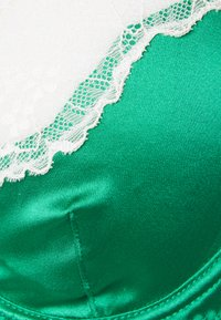 Stella McCartney Lingerie - UNDERWIRE BRA - Kaarituelliset rintaliivit - fresh green - 2