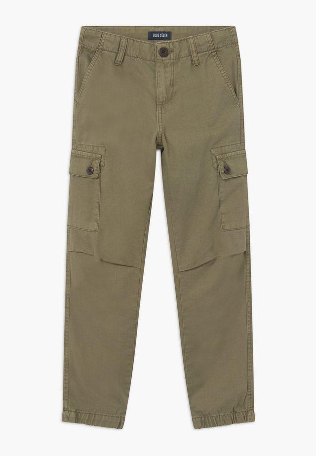 TEENS UTILITY - Pantalon cargo - khaki