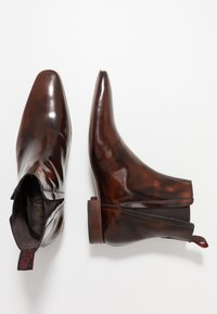 Jeffery West - ESCOBAR PLAIN CHELSEA - Classic ankle boots - college mid brown - 1