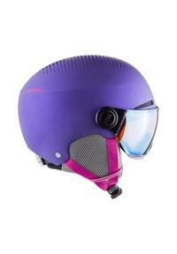 Alpina - ZUPO VISOR - Helmet - violet matt - 3